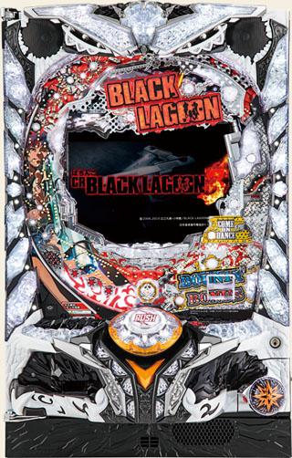 パチンコCRブラックラグーン3